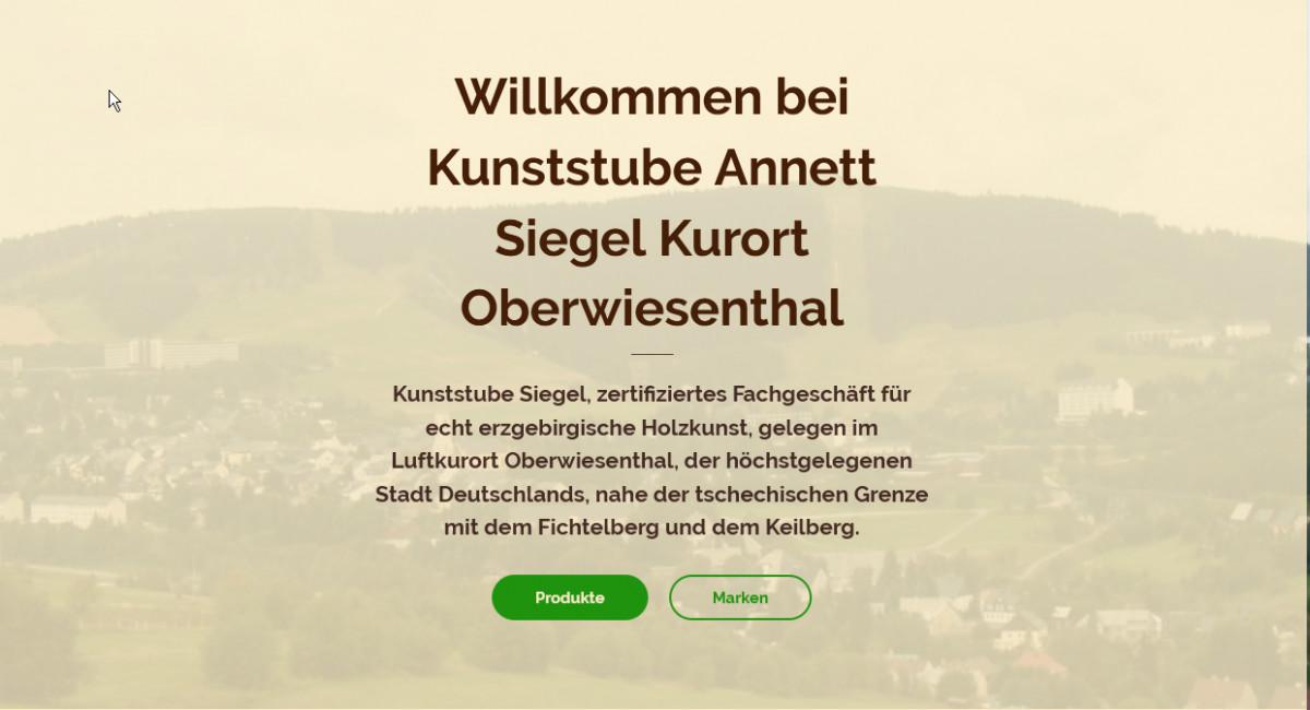 Kunststube Annett Siegel