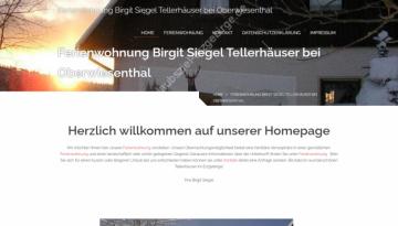 Ferienwohnung Birgit Siegel Tellerhäuser bei Oberwiesenthal - urlaubsziel-erzgebirge_de